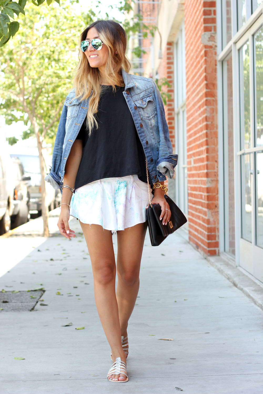 Daily Dose Flutter Shorts Ootd