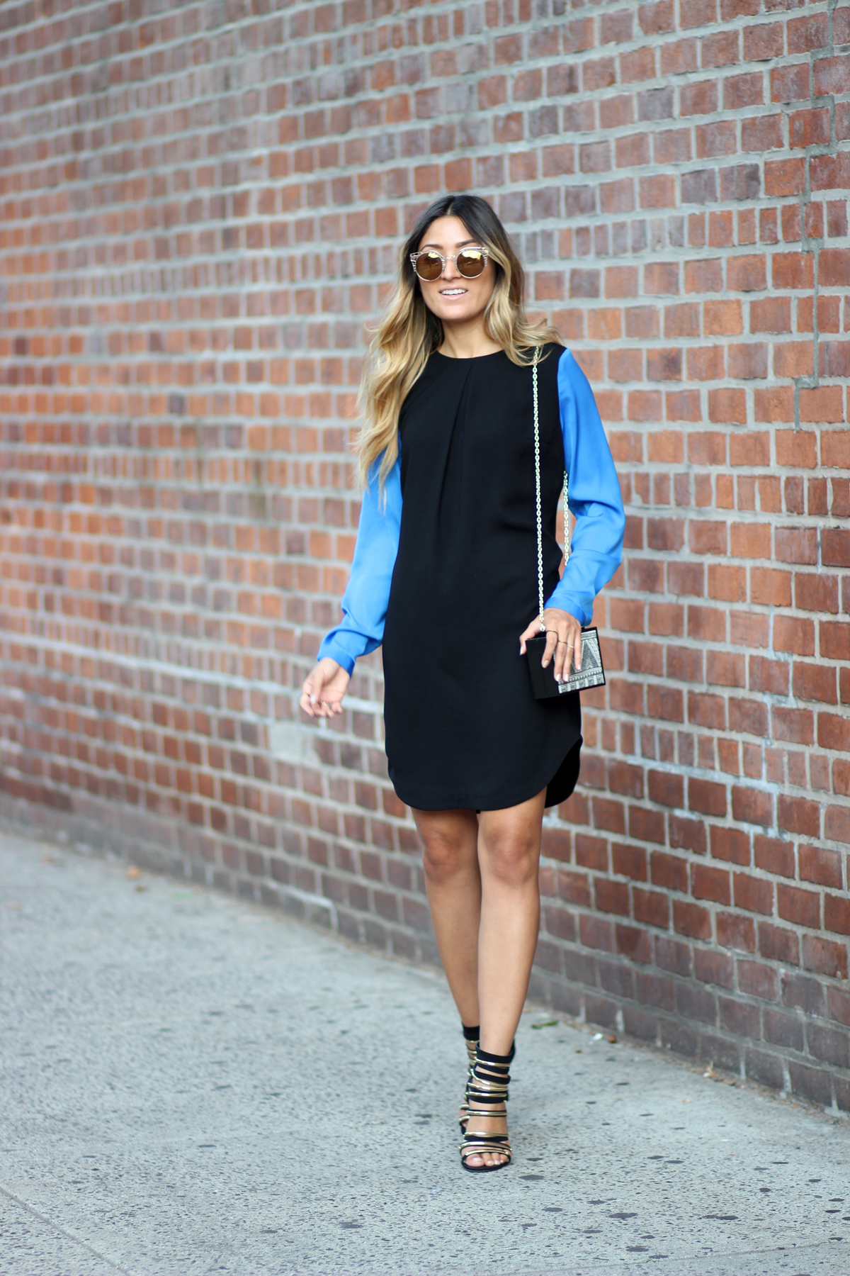 LBD, NYC, New York, NYFW, MBFW, Streetstyle, Melrodstyle, Fashion Week