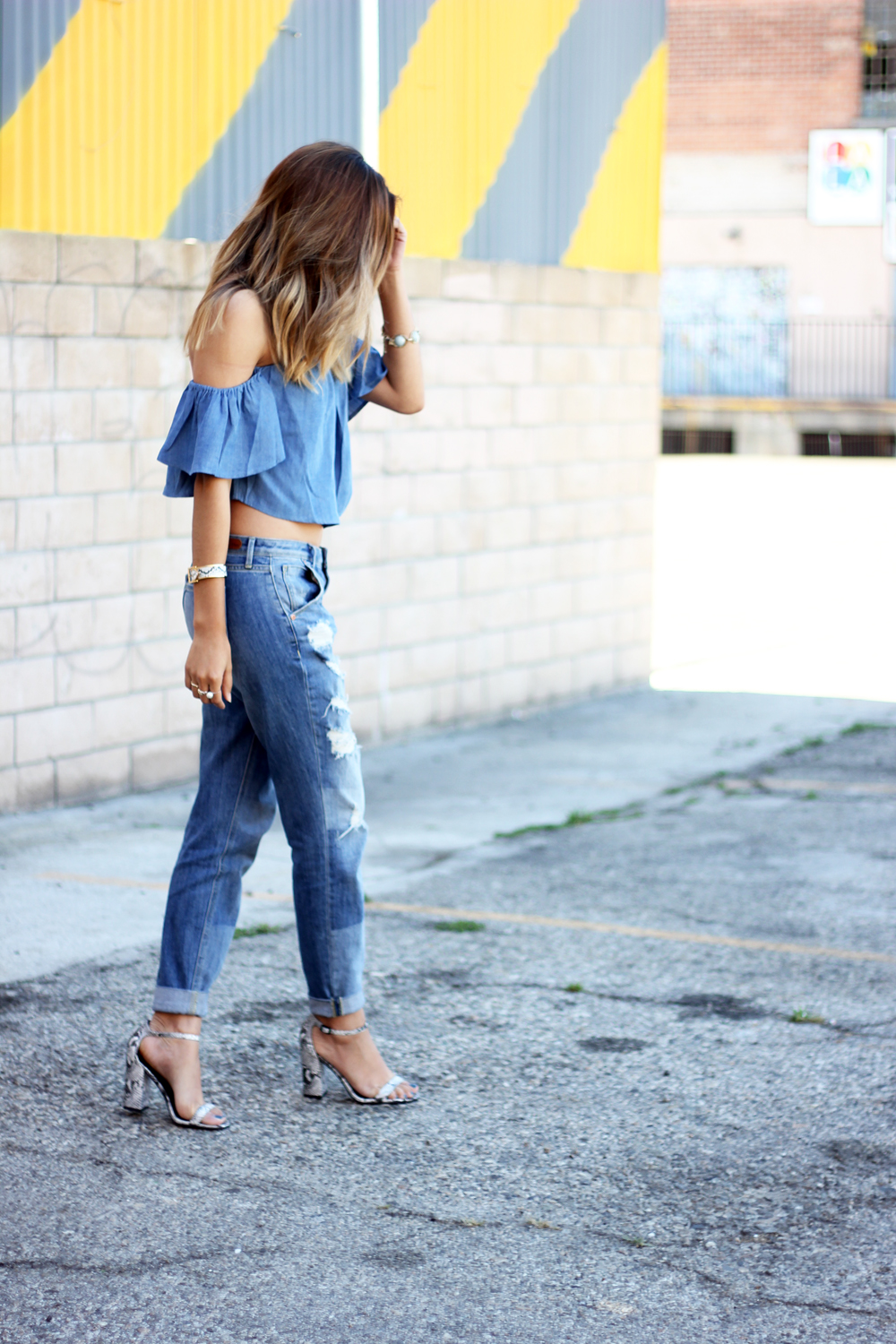 denim day, guess, dittos, melrodstyle, street style, latina blogger, mexican blogger, stylelist, who what wear, denim, jeans, end sexual violence