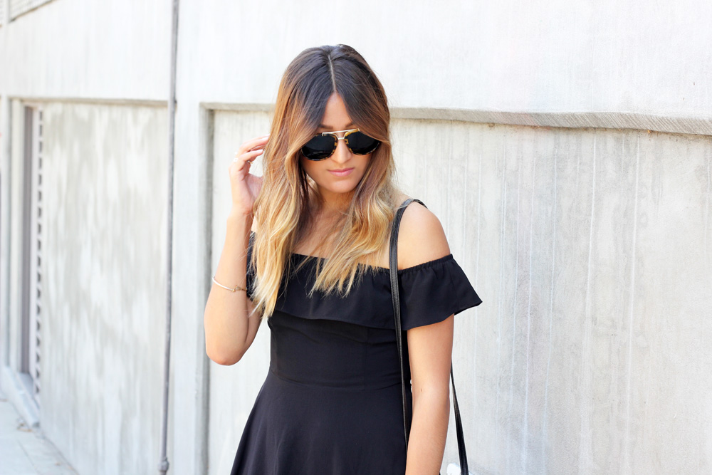 melrodstyle, black dress, lucy paris, streetstyle, outfit, la blogger, latina blogger, mexican blogger, who what wear, stylelist, trending, lbd, call it spring, aldo shoes, lulus, pool party