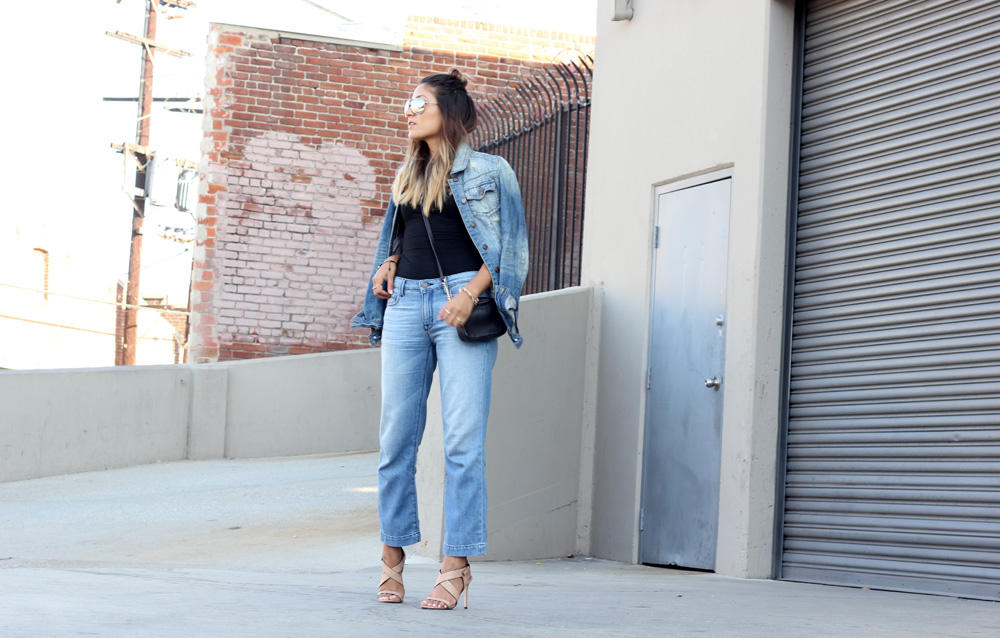 denim on denim, melrodstyle, outfit, denim, latina blogger, mexican blogger, blogger, streetstyle, who what wear, stylelist
