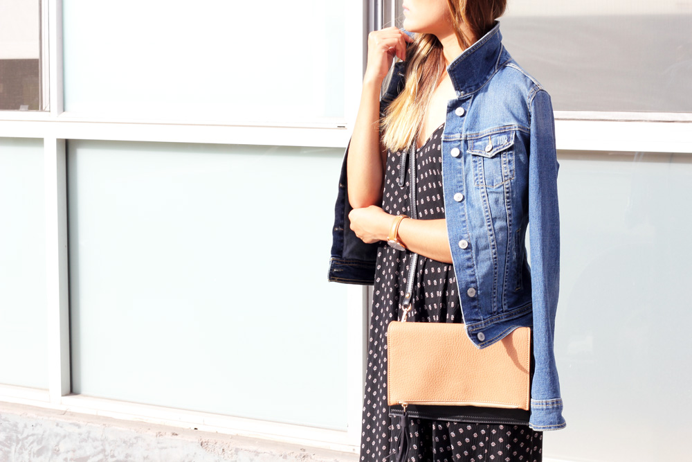lulus, maxi dress, denim jacket, melrodstyle, stylelist, who what wear, la blogger, latina blogger, mexican blogger