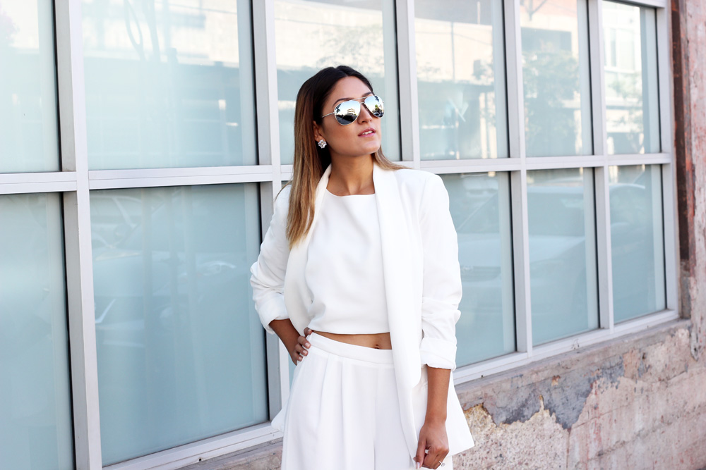 white on white, melrodstyle, stylelist, who what wear, bloggers, street style, la blogger, latina blogger, mexican blogger, forever 21, nordstrom, marciano, guess