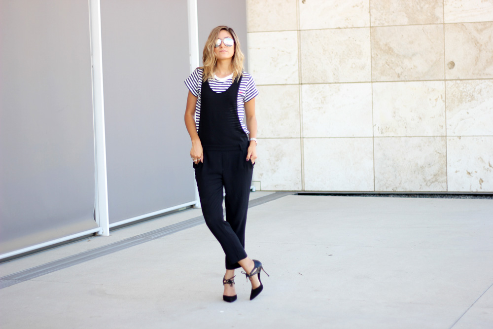 Dune London_wearwoodrow, woodrow, stripe tee, overalls, dungarees, melrodstyle, refinery 29, who what wear, stylelist, trending, street style, lacma, latina blogger, la bloggers, mexican blogger, ootd
