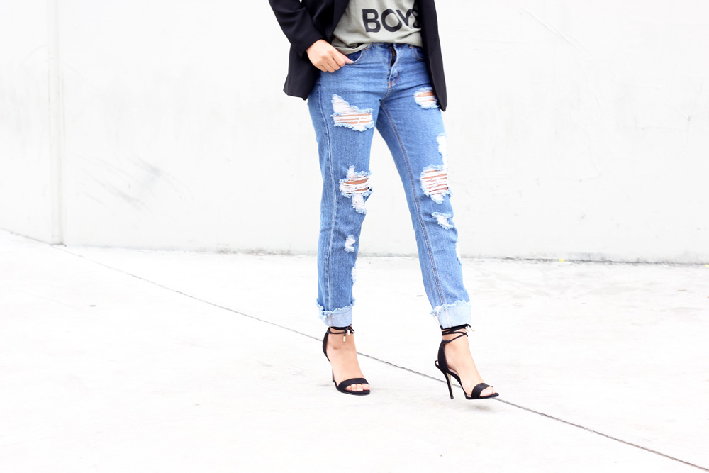 aldo shoes, nordstrom, fashion nova, south parade, tank, boyfriend jeans, denim, jeans, mexican blogger, la blogger, latina blogger, refinery 29, who what wear, stylelist, melrodstyle, street style, casual monday