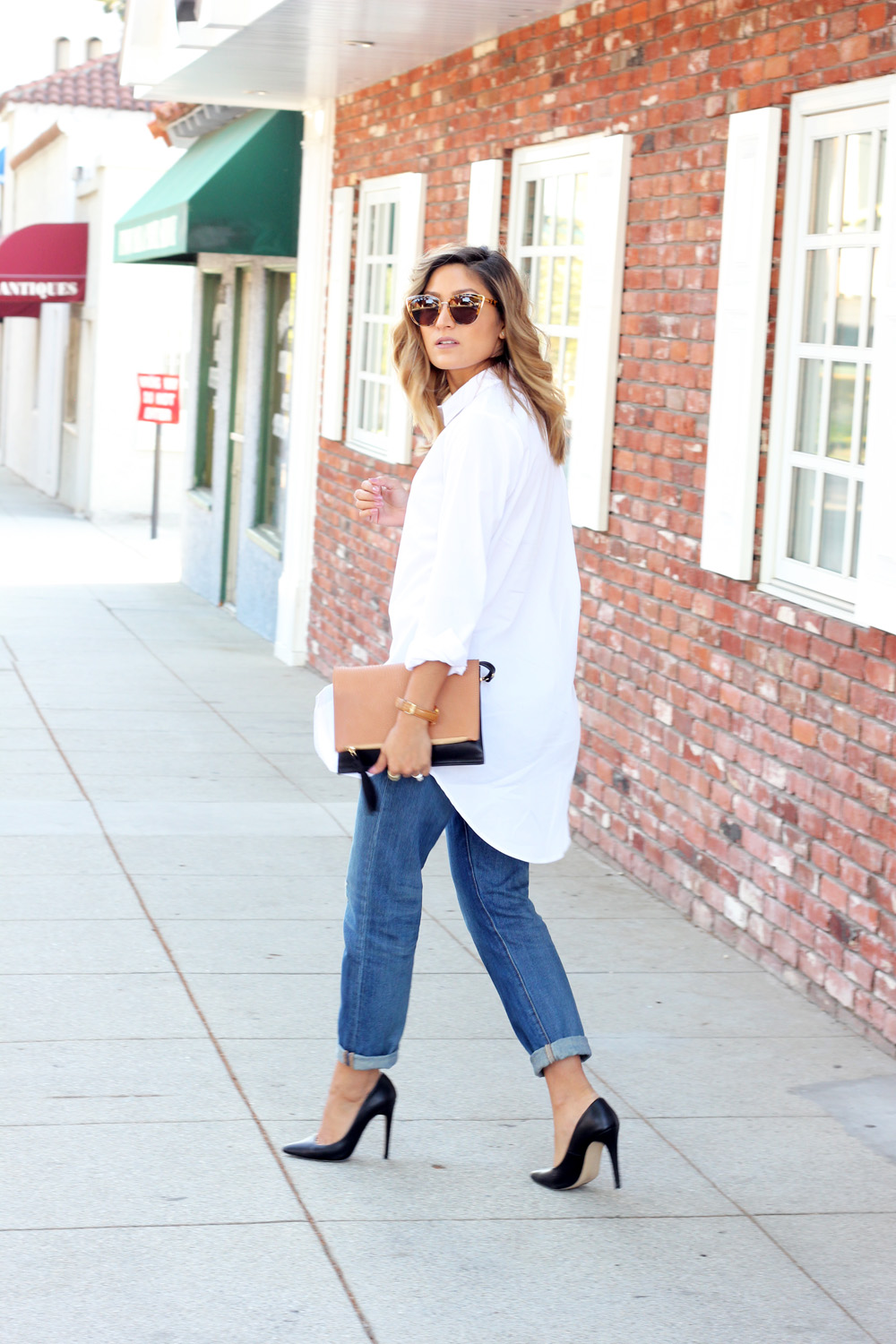 forever 21, f21, button down shirt, shirt, boyfriend jeans, levis, heels, classic, basic, ootd, inspiration, street style, la blogger, bloggers, latina blogger, mexican blogger, aldo, boots, fall, refinery 29, who what wear, stylelist, outfit