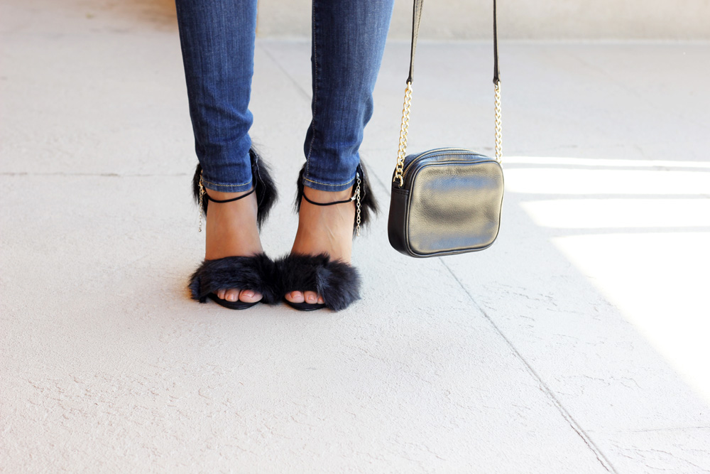 palm springs, melrodstyle, forever 21, f21, dit faux fur heels, diy, faux fur heels, denim, latina blogger, mexican blogger, la blogger, streetstyle, ootd