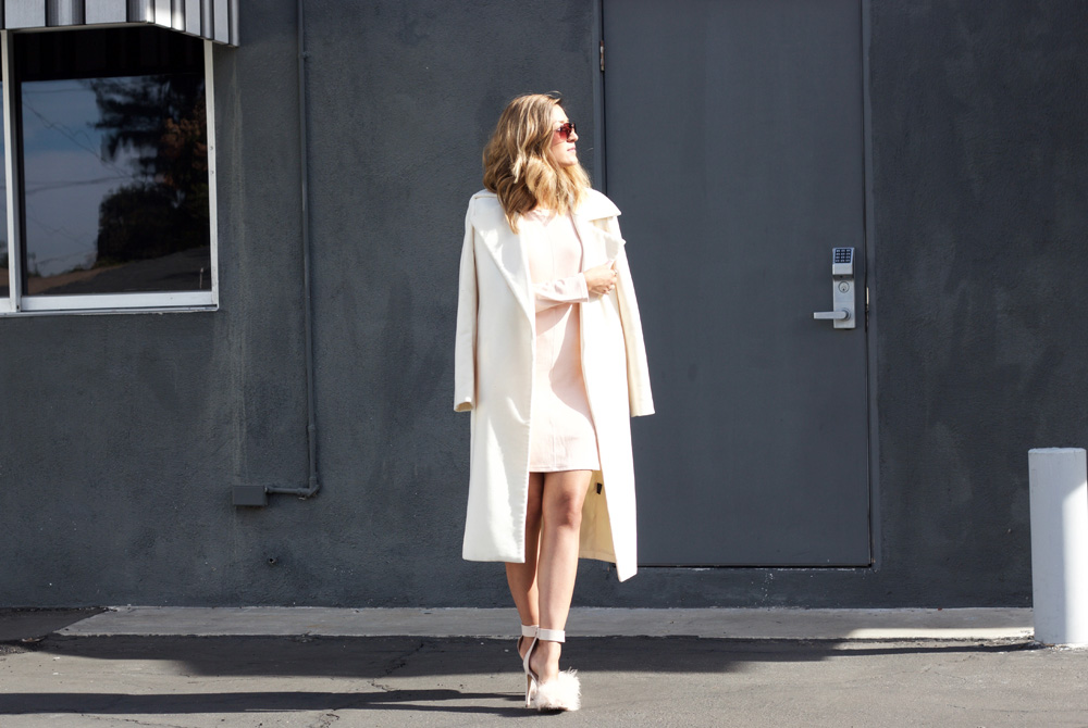 melrodstyle, ootd, lucy paris, blush, dress, streetstyle, december 6, my birthday, la blogger, latina blogger, mexican blogger, la bloggers, refinery 29