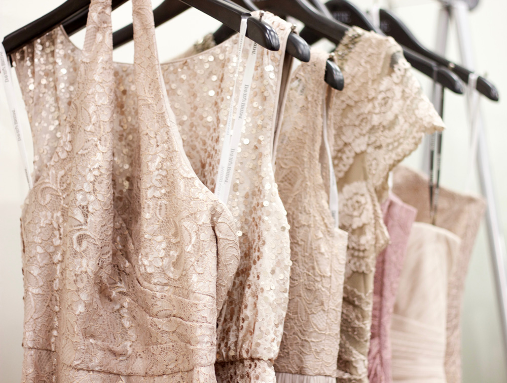 david's bridal, bridesmaid dresses, bride, bridal, melrodstyle, wedding, gowns, sequin, lace, dress shopping