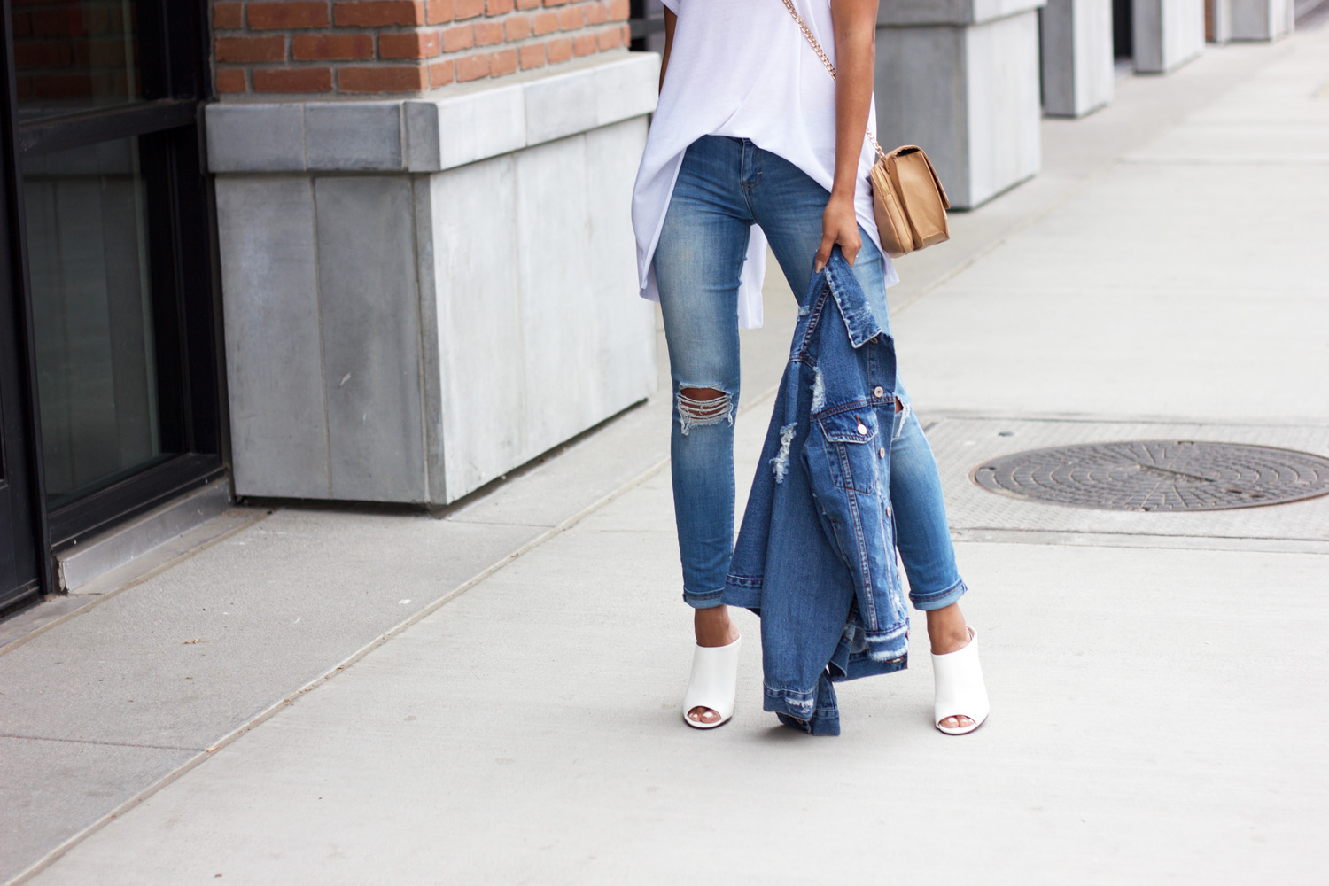 melrodstyle, ootd, forever 21, windsor, street style, casual, denim, la blogger, latina blogger, mexican blogger, hispanic blogger, inspiration, outfit