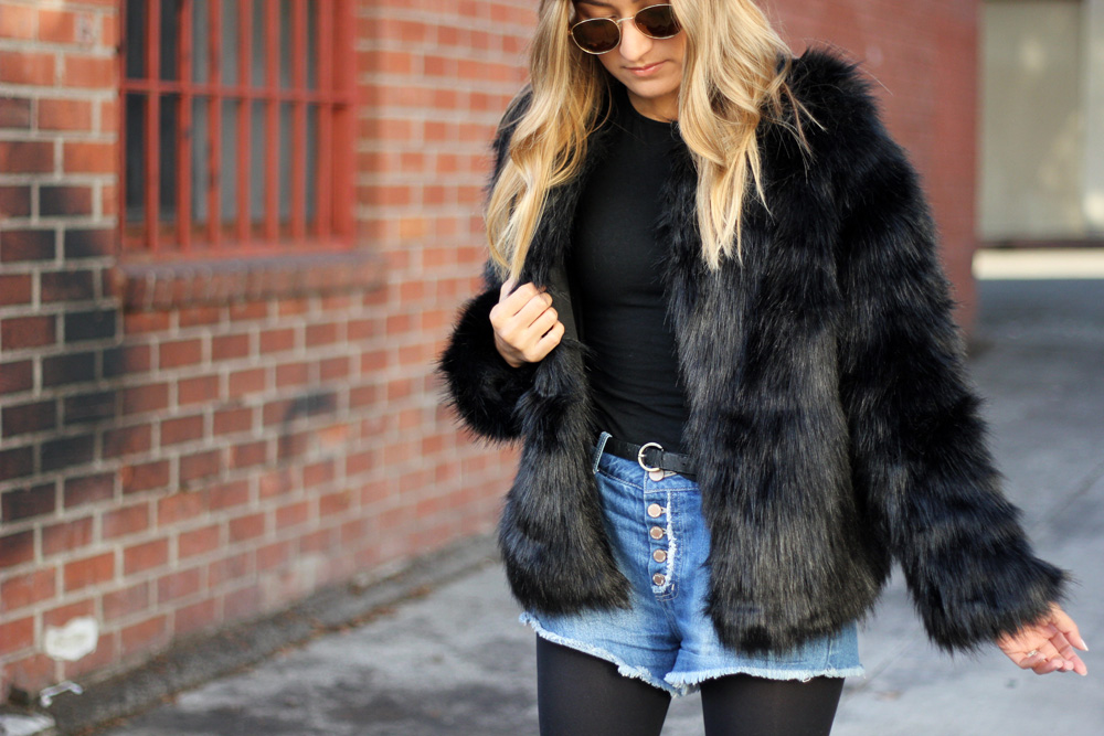 windsor, faux fur, chic, melrodstyle, la blogger, whittier, hispanic blogger, latina blogger, mexican blogger, street style, ootd, fashion, style