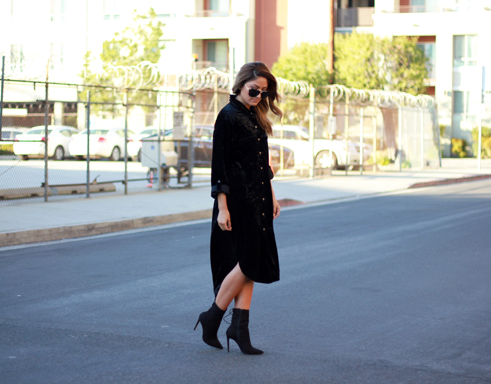 Velvet, black velvet dress, billy t shop, la blogger, melrodstyle, la bloggers, whittier blogger, fashion blogger, beauty blogger, street style, inspiration, ootd, outfit, fashion, style, blogger style, who what wear, latina blogger, mexican blogger, hispanic blogger, outfit inspo