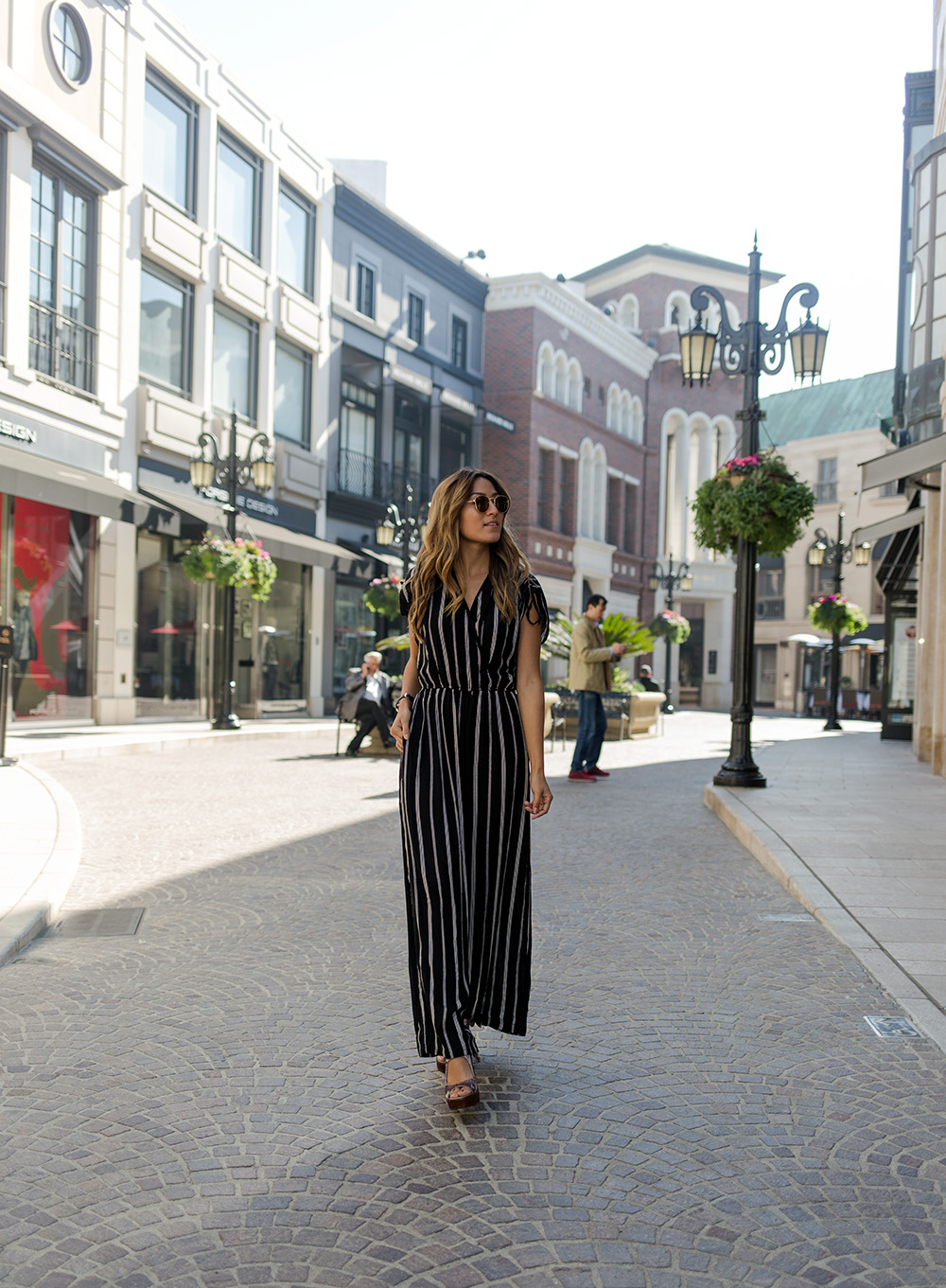 band of gypsies, jumpsuit, melrodstyle, ootd, fashion, style, la blogger, latina blogger, mexican blogger, hispanic blogger, street style, beverly hills, boho
