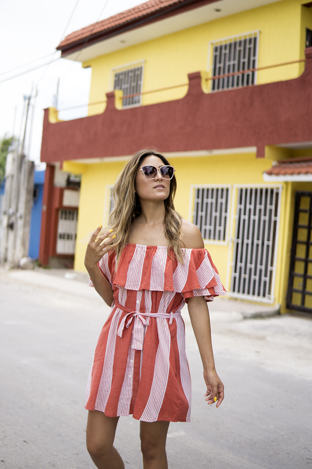mojitos, coco tulum, lulus, vacation dresses, dresses, vacation shop, shop, vacation, tulum, mexico, shop lulus, sunglasses, bag, jewelry, melrodstyle, ootd, outfits, inspiration, la blogger, latina blogger, mexican blogger, hispanic blogger,