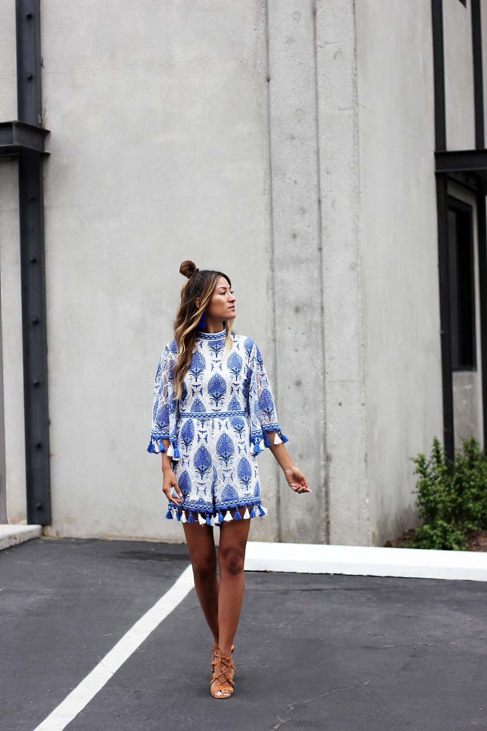 a7ceda9521 The Blue Playsuit of My Dreams