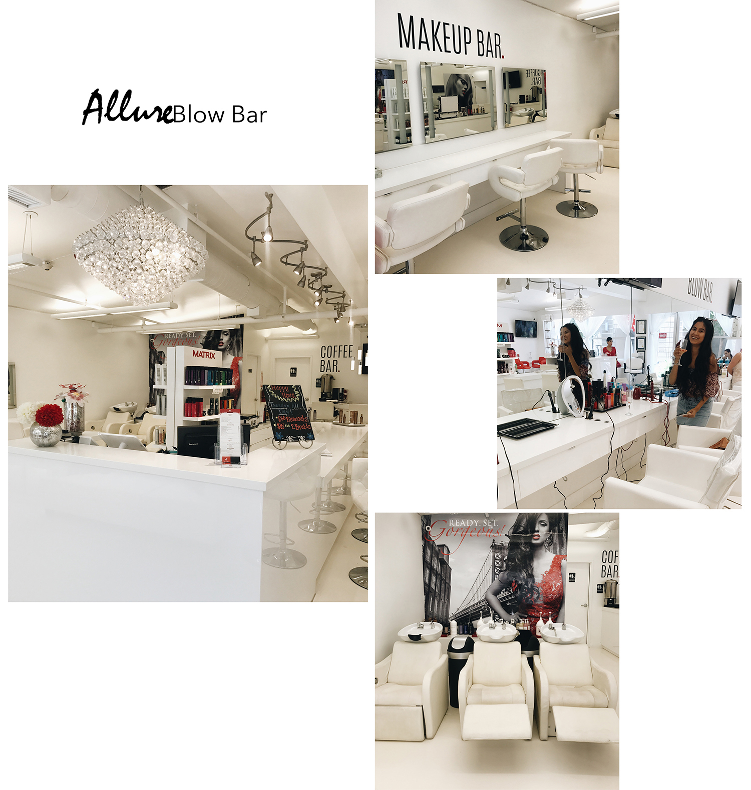 Allure Blow Bar