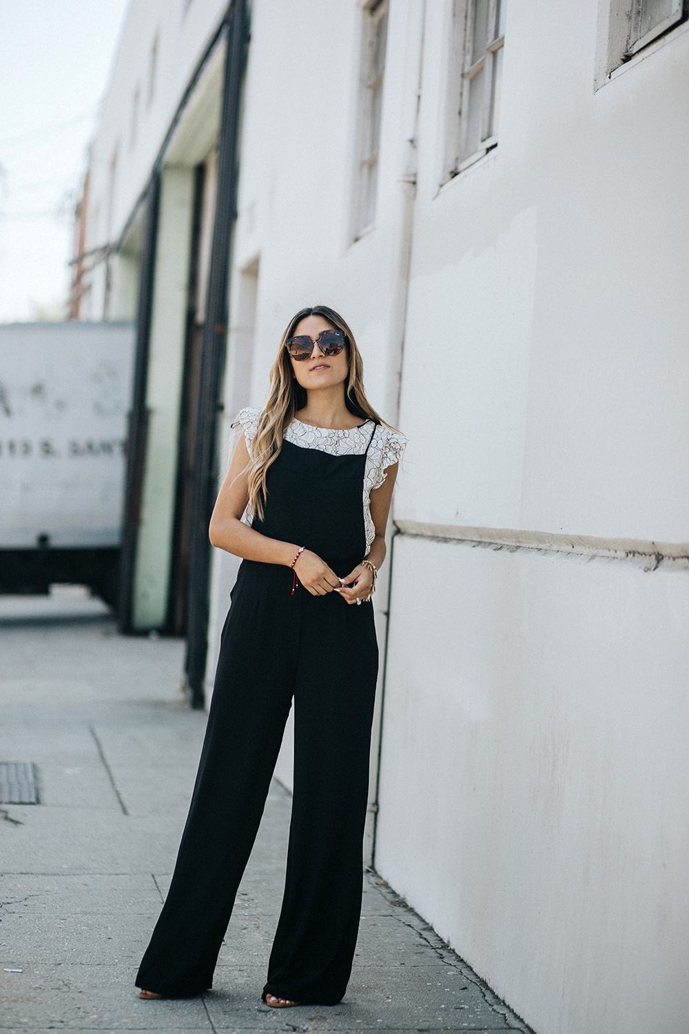 Dressed Up | Paper Crown, All Dressed Up | Paper Crown, paper crown, lauren conrad, jumpsuit, blouse, dressy, dressed up, ootd, melrodstyle, la blogger, latina blogger, hispanic blogger, mexican blogger, blogger, style, street style, dtla