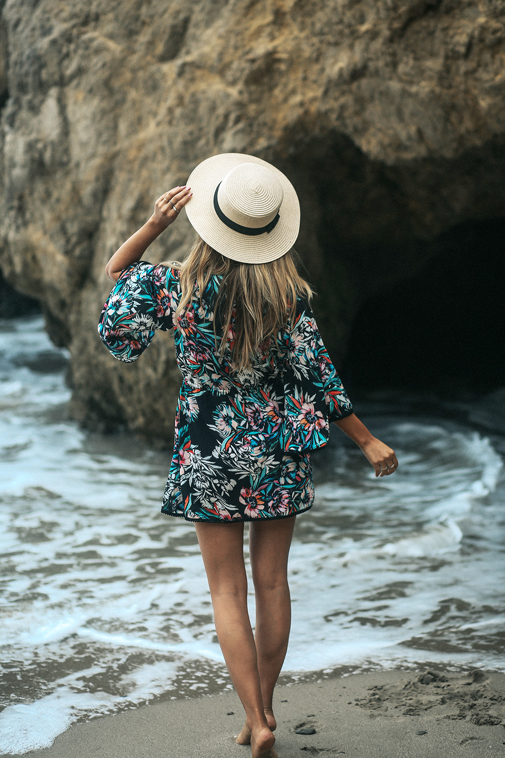 last days of summer with wet swim, malibu, wet swim, bathing suits, bikini, summer, beach, melrodstyle, collaboration, beach babe, beaches, malibu beach, wet swimwear, ocean, cali, la blogger, cover up,