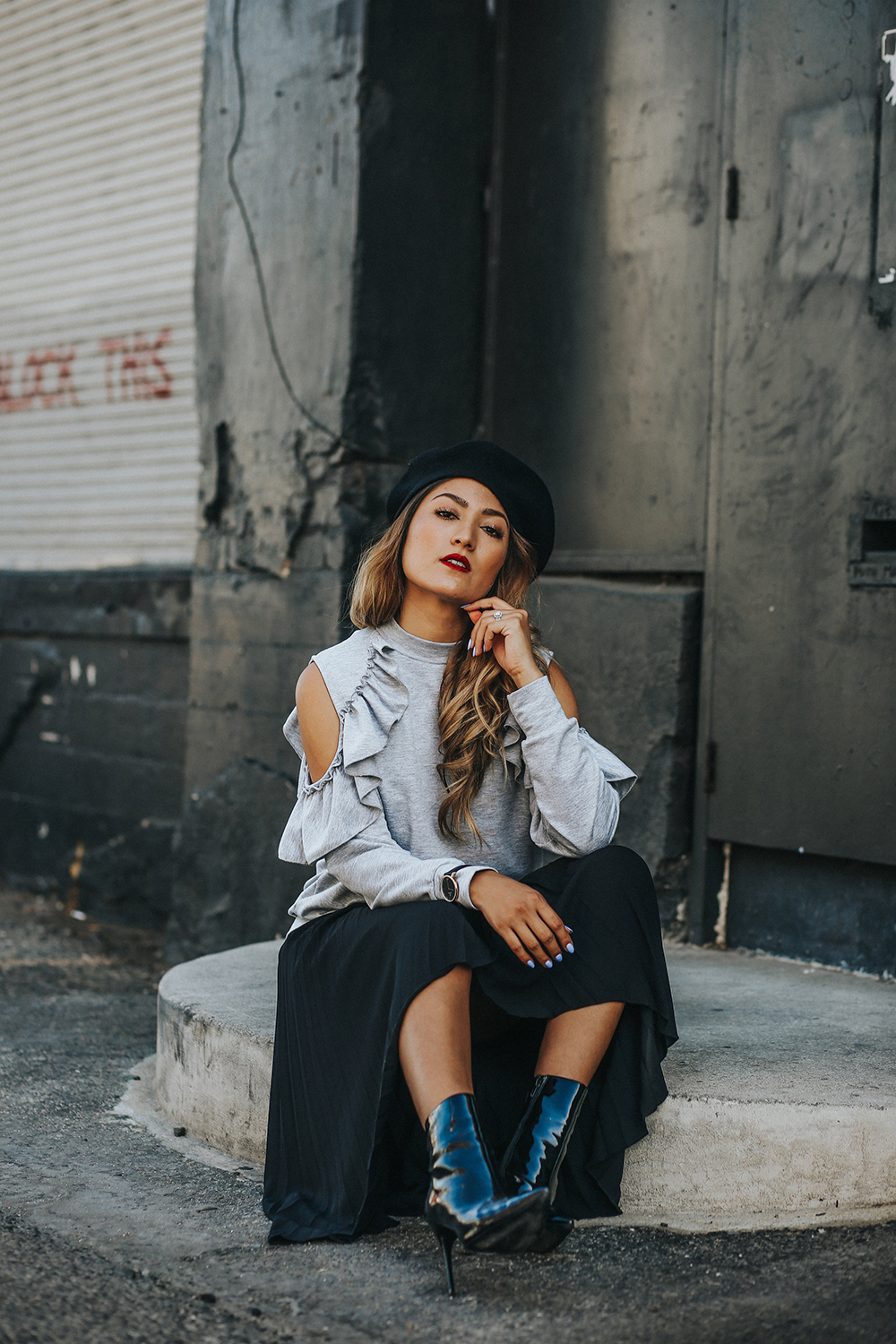 , hat trends 2017, hat trends, hats, trending, melrodstyle, street style, ootd, outfit, outfits, la blogger, blogger style, latina blogger, hispanic blogger, mexican blogger, whittier blogger, fashion blogger, lifestyle, Hats That Are Having A Moment