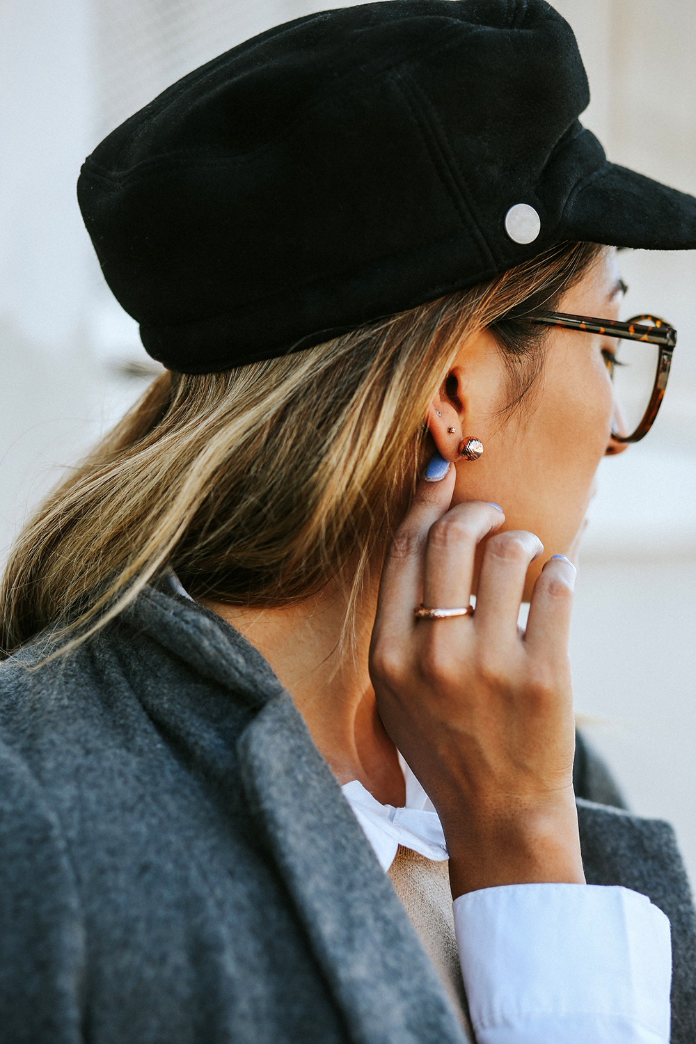 michael hill jewelry, michael hill, jewelry, accessories, melrodstyle, ootd, outfit, look, style, fashion, street style, fall style, melrodstyle, street style, mexican blogger, latina blogger, hispanic blogger, la blogger, whittier blogger, stud earrings, ring, rose gold,