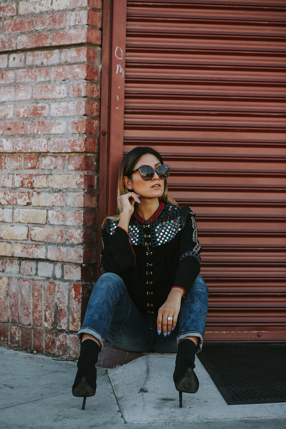What I'm Wearing, outfit, ootd, melrodstyle, street style, la blogger, latina blogger, mexican blogger, hispanic blogger, blogger style, fashion,