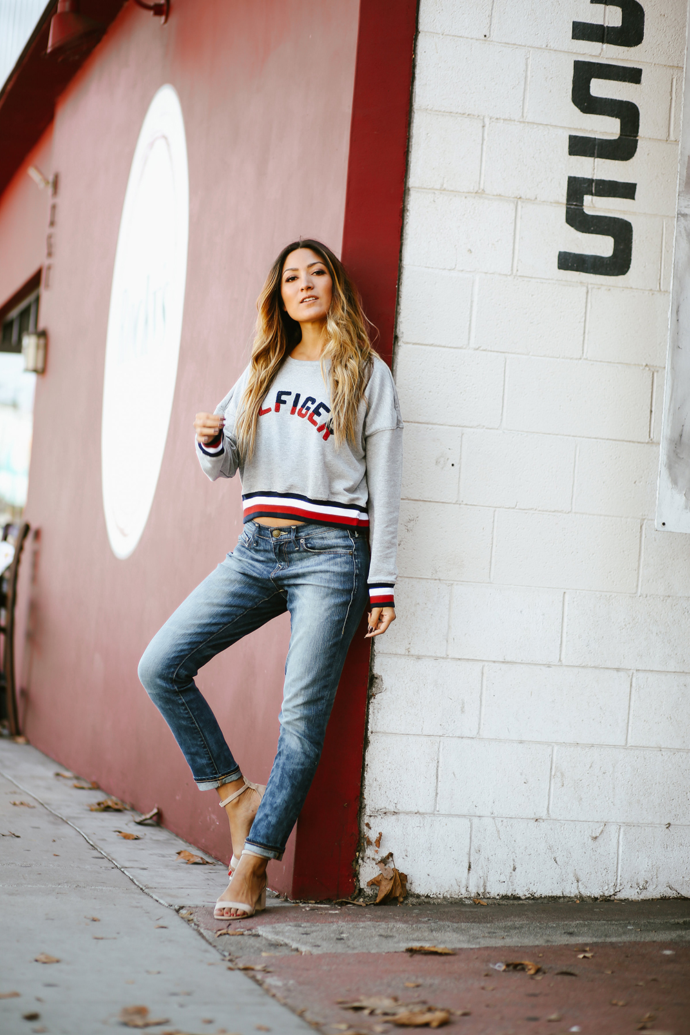 Hilfiger, pacs, tommy hilfiger, casual, melrodstyle, ootd, fashion, style, street style, la blogger, whittier blogger, latina blogger, hispanic blogger, mexican blogger,