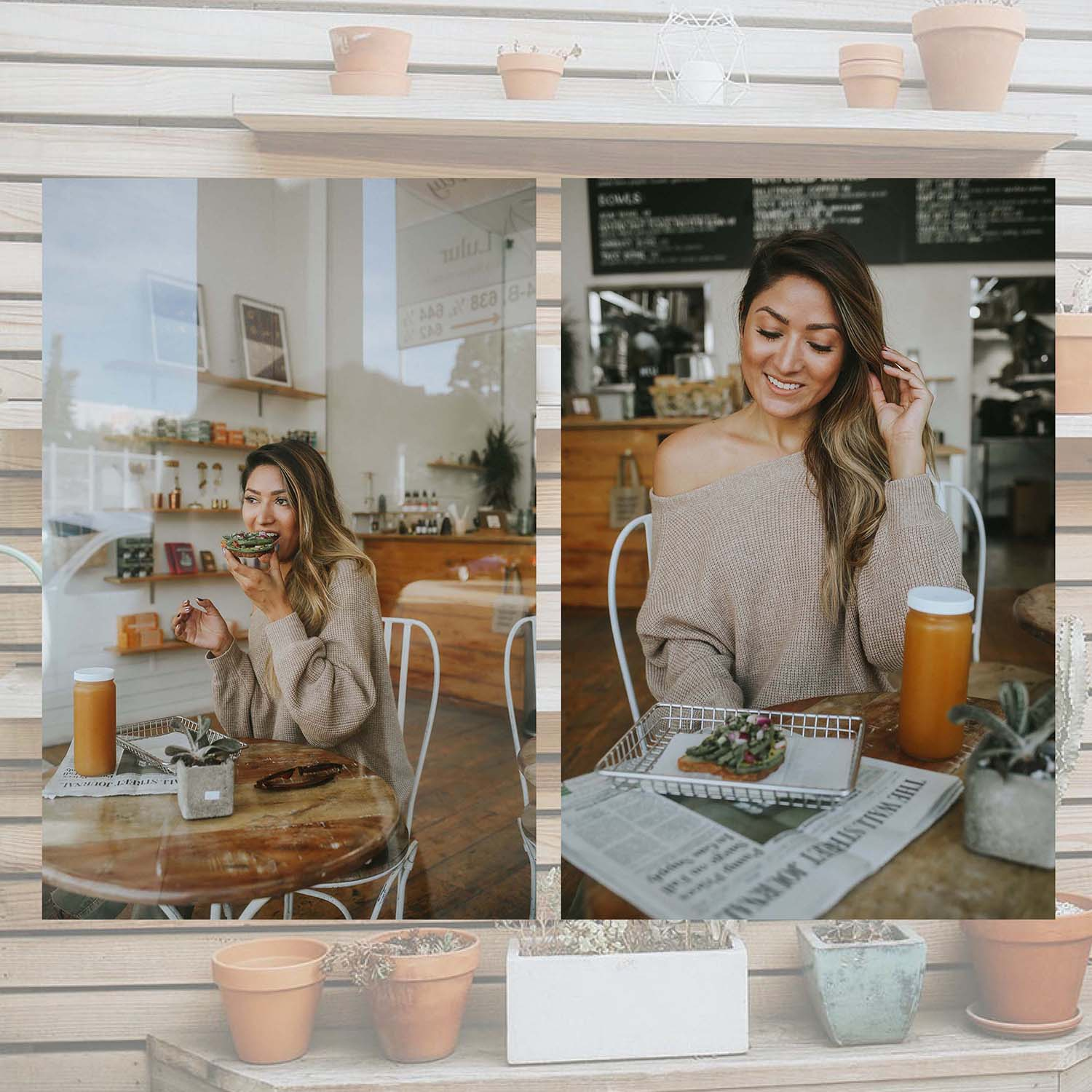 Reflecting 2017, melrodstyle, lucky brand, denim, jeans, breakfast, brunch, reflections 2017, la blogger, street style, style, fashion, latina blogger, mexican blogger, hispanic blogger,